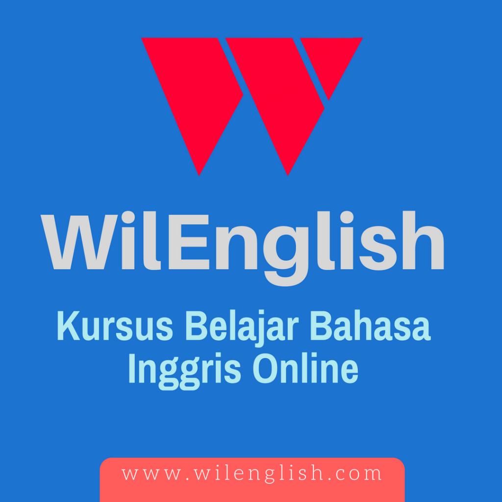 Gambar: WilEnglish - Kursus belajar bahasa inggris online
